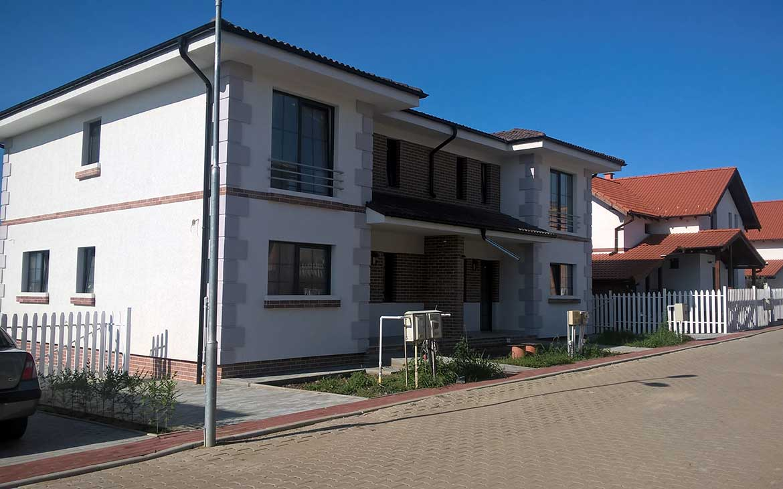 "Complex rezidențial ""Valletta Lane"", Șura Mică, Sibiu"
